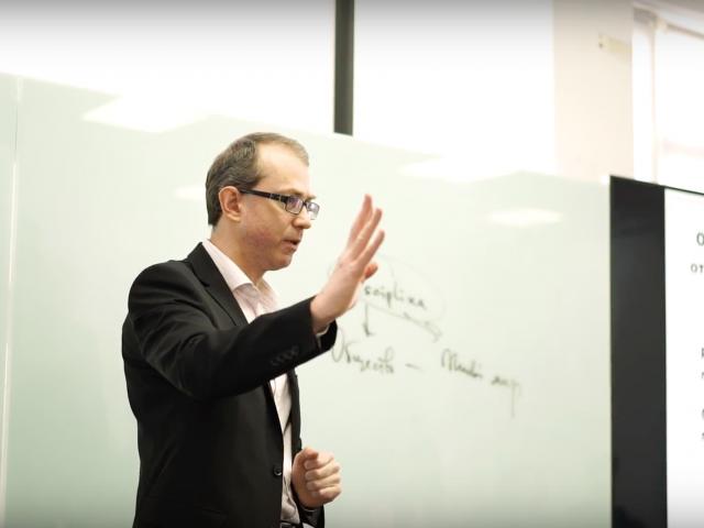 Самодисциплина и идеи стоицизма. Лекция Андрея Баумейстера