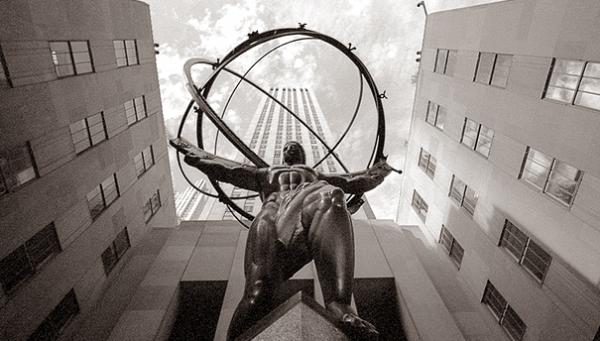 Cowo.книги: Айн Ренд «Атлант розправив плечі» з Михайлом Винницьким [з 29 жовтня]